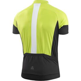 Löffler Pace Maglia Da Ciclismo Con Mezza Zip Uomo, light green
